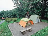 判官館森林公園キャンプ場・写真