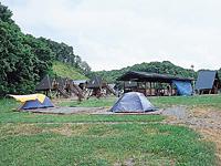 森林公園緑のふるさと「温泉の森」キャンプ場・写真