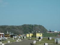 三石海浜公園オートキャンプ場・写真