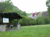 十勝ダムキャンプ場・写真