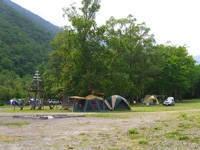 札内川園地キャンプ場・写真