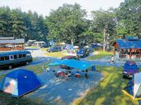 カムイコタン公園キャンプ場・写真