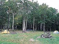 阿寒湖畔キャンプ場・写真