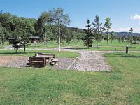 ピンネシリオートキャンプ場・写真