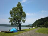 呼人浦キャンプ場・写真