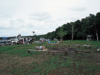 女満別湖畔野営場・写真