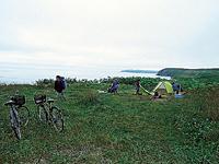 白浜キャンプ場・写真