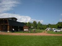 ポロシリ自然公園オートキャンプ場・写真