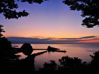 夕陽台・写真