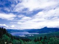 白湯山展望台・写真