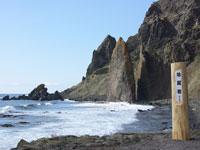 地蔵岩・写真