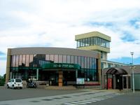 道の駅 つど〜る・プラザ・さわら・写真