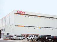 カルビー千歳工場(見学)・写真