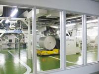 道新総合印刷 釧路工場「しんクル」(見学)・写真