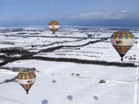 熱気球フリーフライトアドベンチャー・写真