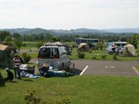 五鹿山公園キャンプ場・写真