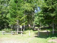 国設ぬかびらキャンプ場・写真