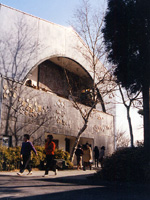 原爆の図 丸木美術館・写真