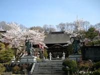 大棚山真福寺(札所2番)・写真