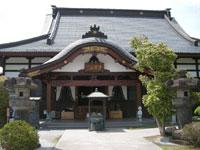 青苔山法長寺(札所7番)・写真