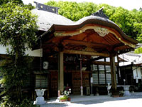 萬松山大慈寺(札所10番)・写真