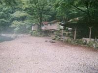 橋立川キャンプ場・写真