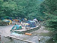 大鳩園キャンプ場・写真