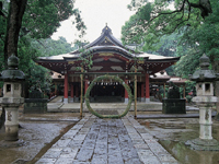久伊豆神社・写真