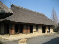 浦和くらしの博物館民家園・写真