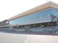 川口オートレース場・写真