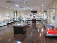 蓮田市文化財展示館・写真