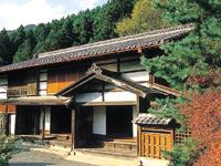 栃本関所跡・写真