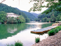 鎌北湖・写真