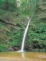 宿谷の滝・写真