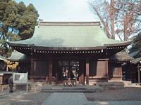 川越氷川神社・写真