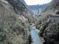 浦山ダム・写真