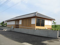 熊谷市立荻野吟子記念館・写真