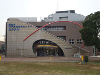 越谷市科学技術体験センター・写真