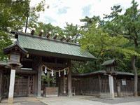 意富比神社(船橋大神宮)・写真