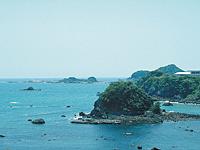 鴨川松島・写真