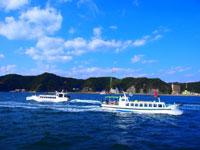 鯛の浦遊覧船・写真
