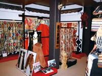 古代布・きもの美術館・写真