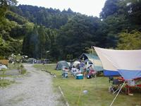 亀山湖オートキャンプ場・写真
