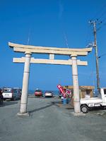 釣ヶ崎海岸(志田下)・写真