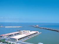 銚子漁港(第三卸売場)・写真
