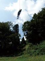 樹の上の冒険王国ターザニア・写真