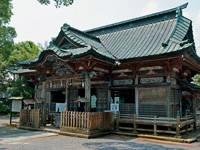 夷隅神社・写真