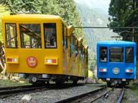 御岳登山鉄道・写真