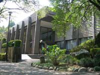 青梅市郷土博物館・写真