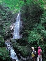 払沢の滝・写真